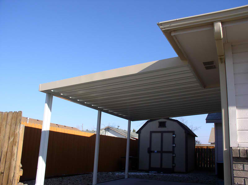 Solid Patio Covers Soltech Patio Covers