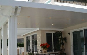 patio cover canned lights